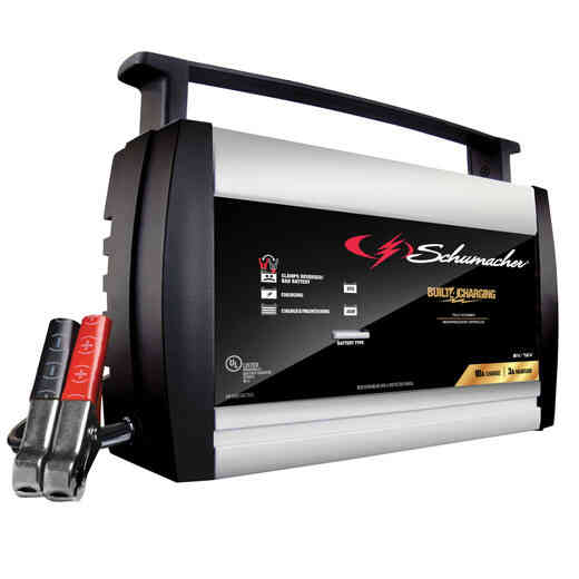 Battery Chargers & Booster Cables