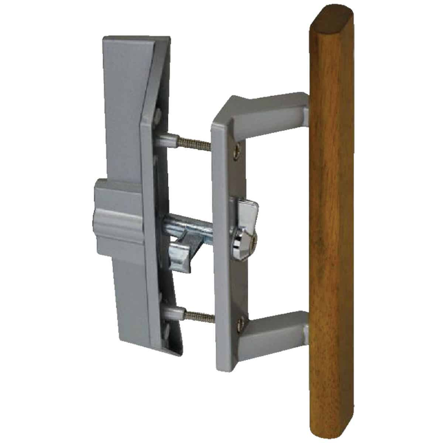 National Patio Door Hardware with Key Locking Unit Image 1