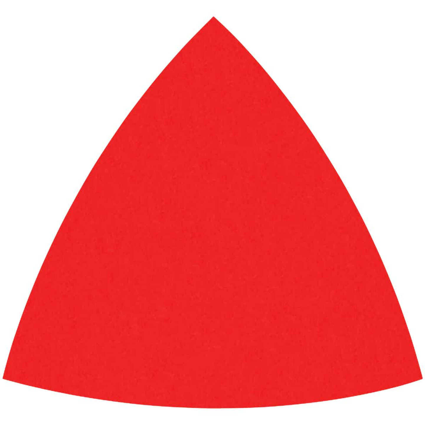 Diablo 80-Grit (Coarse) 3-3/4 In.Oscillating Detail Triangle Sanding Sheets (10-Pack) Image 1