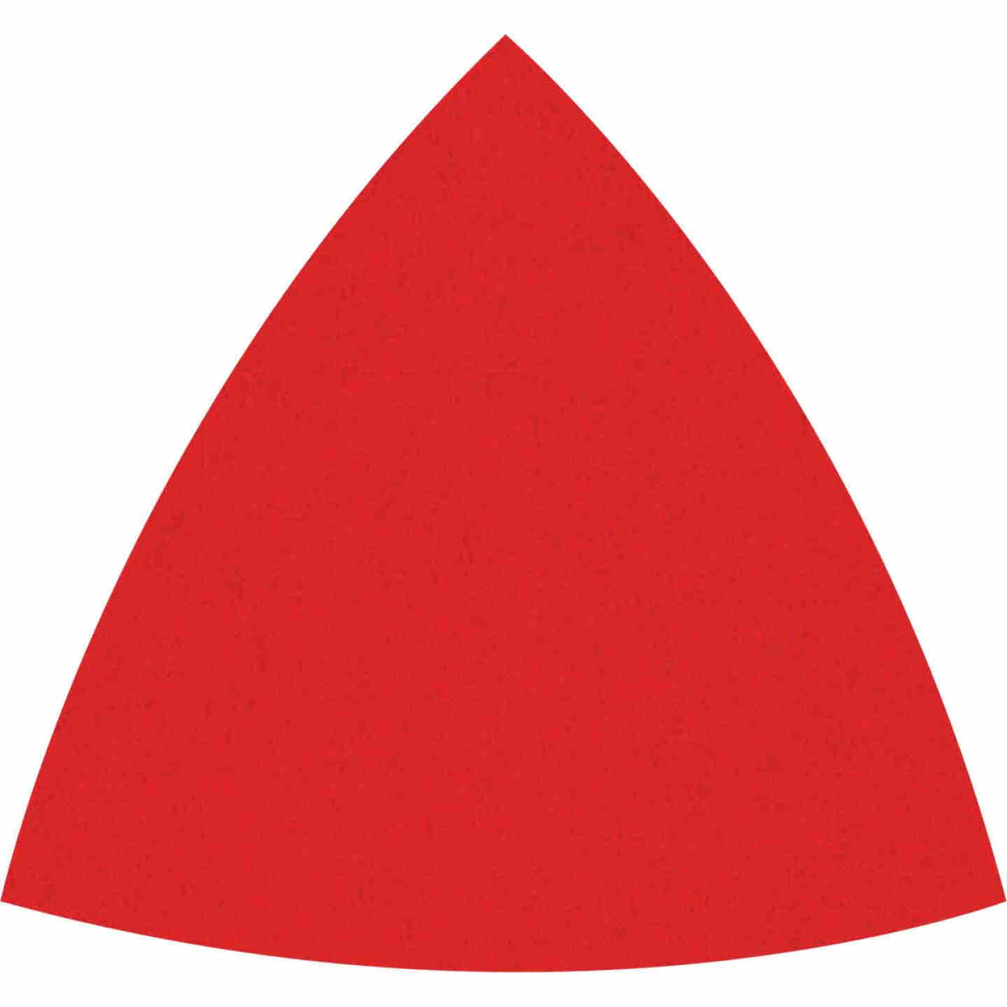 Diablo 120-Grit (Fine) 3-1/8 In. Oscillating Detail Triangle Sanding Sheets (10-Pack) Image 1