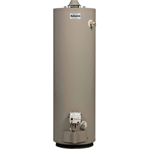 Reliance 40 Gal. Tall 3yr 35,500 BTU Natural Gas Water Heater