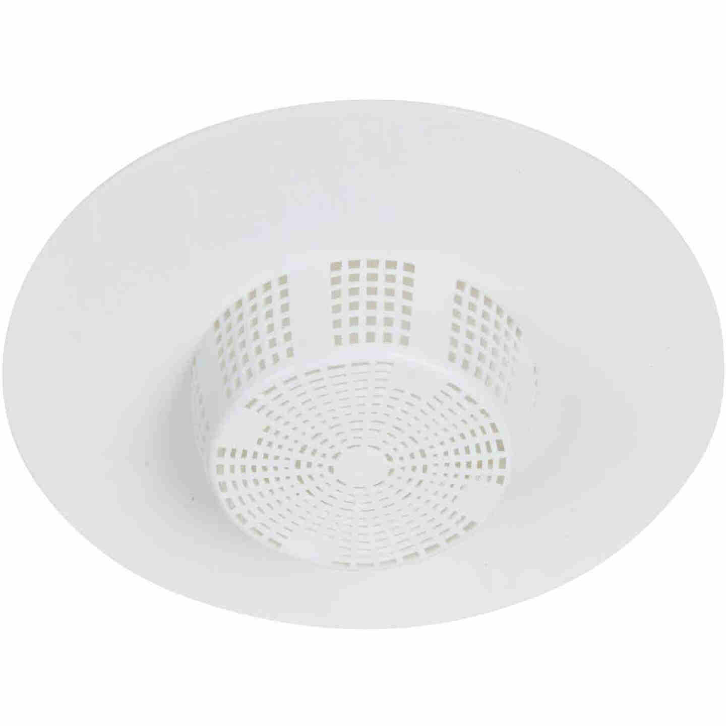 Do it White Hair Snare Sink/Tub Drain Strainer Image 3