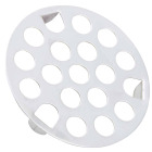 Do it 1-5/8 In. Stainless Steel Tub Drain Strainer Image 1