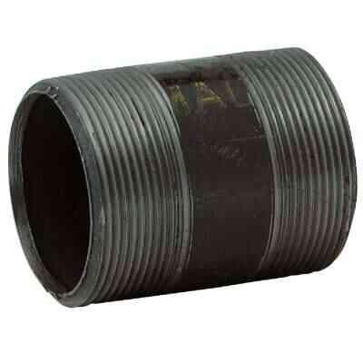 Anvil 2 In. x 3 In. Schedule 40 Steel Black Iron Nipple