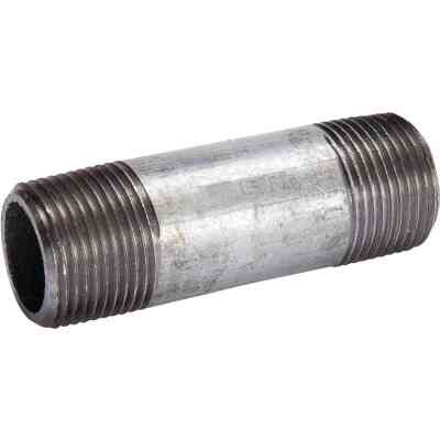 Southland 1/4 In. x 3 In. Welded Steel Galvanized Nipple