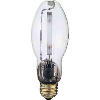 Satco 70W Clear ET23-1/2 Mogul Screw High-Pressure Sodium High-Intensity Light Bulb