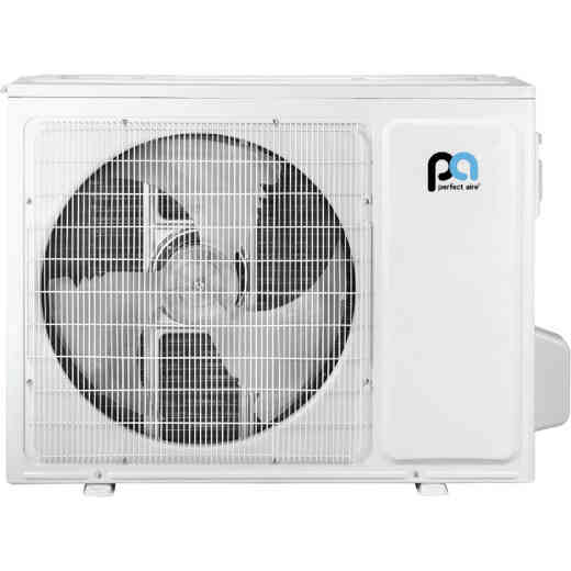 Perfect Aire Quick Connect 18,000 BTU 750 Sq. Ft. Mini-Split Room Air Conditioner with Heating Mode