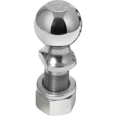Reese Towpower Class IV Hitch Ball, 2 In. x 1-1/4 In. x 2-3/4 In.