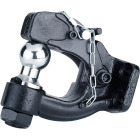 Reese Towpower 2 In. Ball & Pintle Hook Combination Image 1