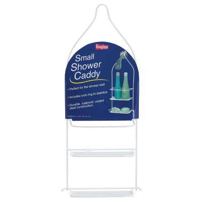 Grayline 8 In. x 18-1/4 In. x 4 In. Small Shower Caddy