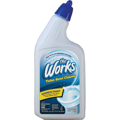 The Works 24 Oz. Toilet Bowl Cleaner