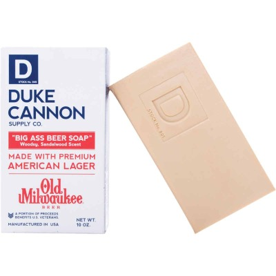 Duke Cannon 10 Oz. Old Milwaukee Big Ass Beer Soap