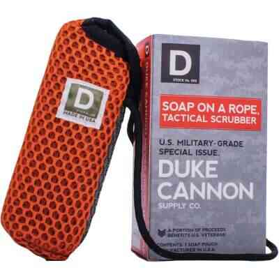 Duke Cannon Tactical Scrubber Soap Pouch