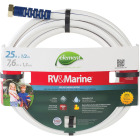 Element 1/2 In. Dia. x 25 Ft. L. Drinking Water Safe RV&Marine Hose Image 1