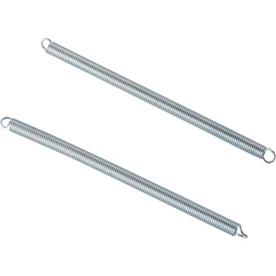 Century Spring 3-3/4 In. x 3/8 In. Extension Spring (2 Count)