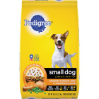 Pedigree Small Dog Complete Nutrition 15.9 Lb. Roasted Chicken, Rice, & Vegetable Adult Dry Dog Food Image 1