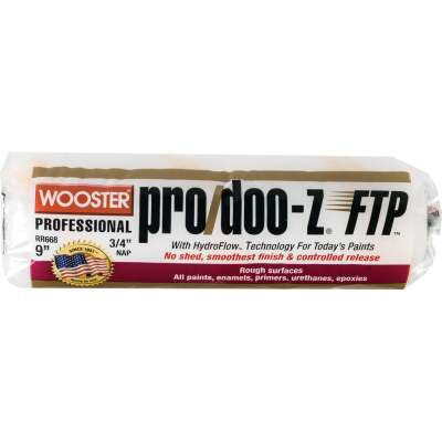 Wooster Pro/Doo-Z FTP 9 In. x 3/4 In. Woven Fabric Roller Cover
