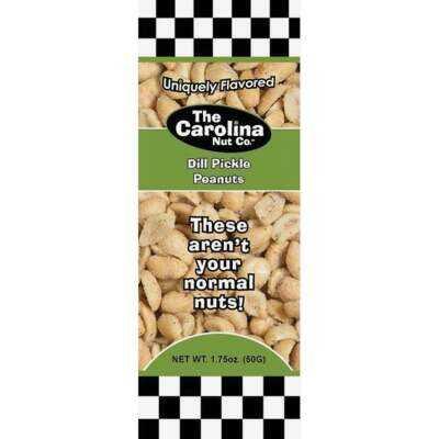 The Carolina Nut Company 1.75 Oz. Dill Pickle Peanuts